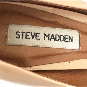 Steve Madden Shoes - Steve Madden Proto Nude pump